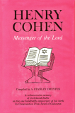 Henry Cohen: Messenger of the Lord